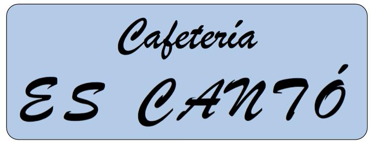 Cafetería Es Cantó